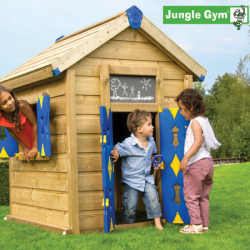 Jungle Gym Playhouse...