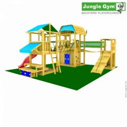 Jungle Gym Leikkiuniversumi...
