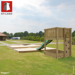 HY-LAND P1 -leikkiteline