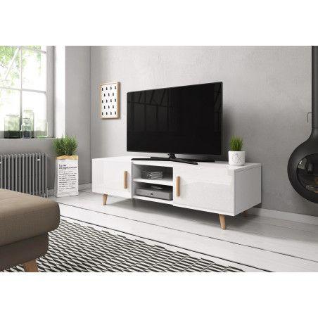 SWEDEN 2 tv-taso, valkoinen
