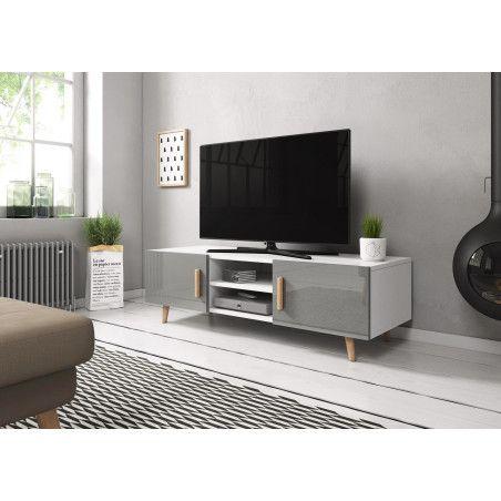 SWEDEN 2 tv-taso, harmaa