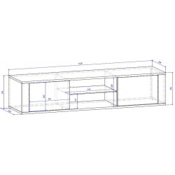 Iso- ja pienitietokonepöytä