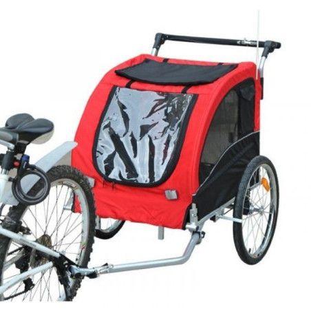 Polkupyörän koirakärry