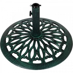 Aurinkovarjon jalka Vihreä