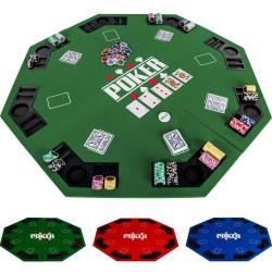 Pokerialusta, kahdeksankulmio