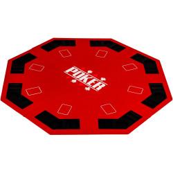 8 paikkainen pokerialusta,...