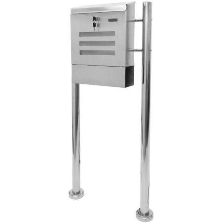 Postilaatikko jaloilla 3