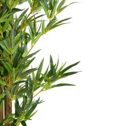 Aurinkovuode polyrottinki 180 cm, Harmaa