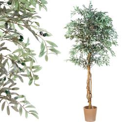 Muovinen oliivipuu