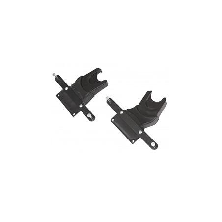 Baby Merc adapterit (Maxi Cosi, Cybex, Besafe, Kiddy)