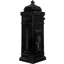 Antiikkinen postilaatikko