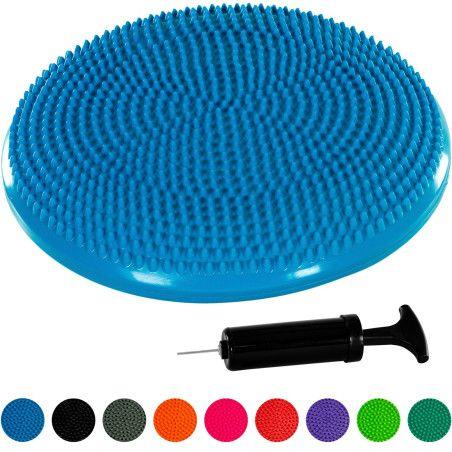 Täytettävä tasapainotyyny ø 33cm, eri värejä