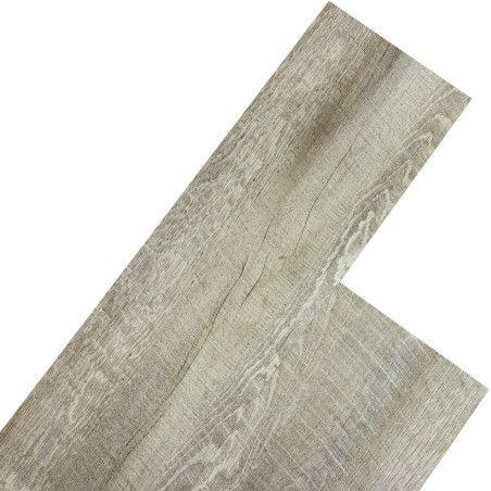 STILISTA® 5,07m²  Vinyylimatto, rustiikkinen tammi