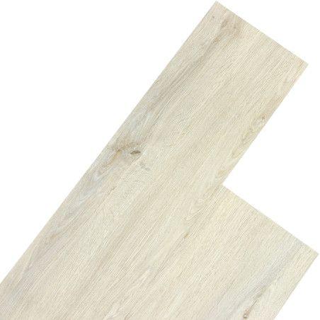 STILISTA® 5,07m²  Vinyylimatto, valkoinen tammi