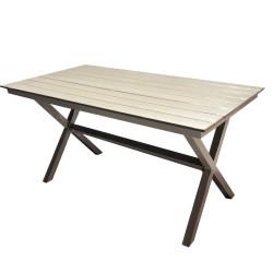 Kaarna-pöytä, 205x80cm