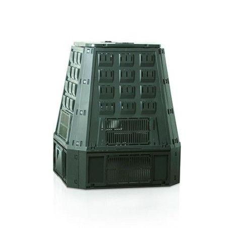 Evogreen kompostori 630L, musta