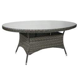 GENEVA Puutarhapöytä 180cm