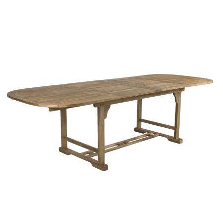 Pöytä FINLAY 165+50+50x100xH75cm