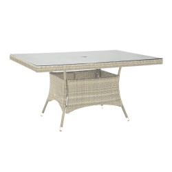 Pöytä WICKER