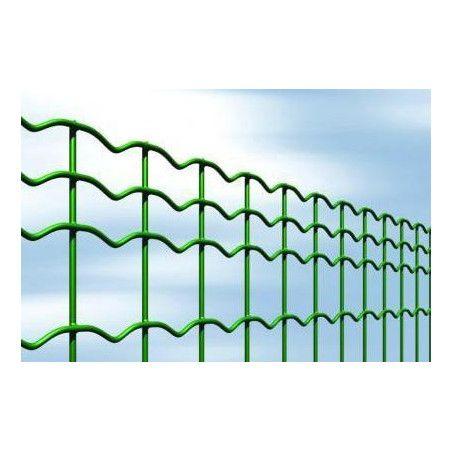 Hitsattu verkkoaita 10m rulla, 200cm korkea