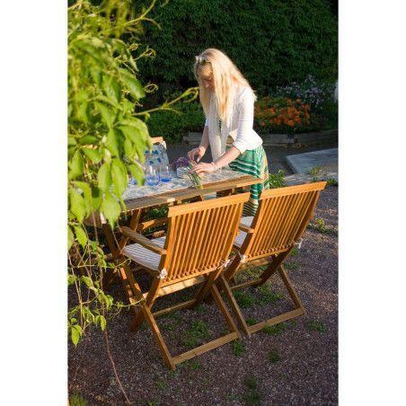 Pöytä FINLAY 110x75cm