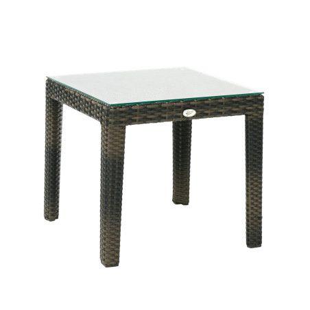 Apupöytä WICKER 50x50x45cm