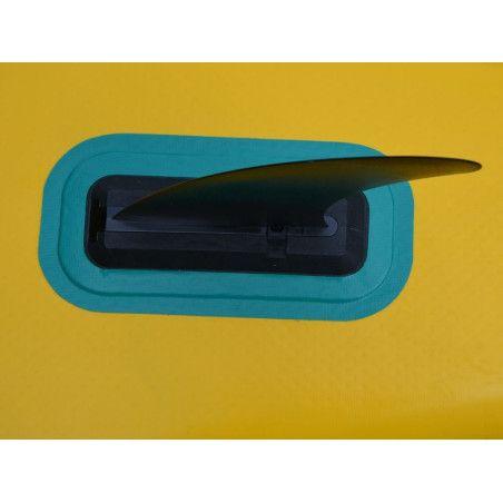 SUP-lauta Stand up Race 380, vihreä