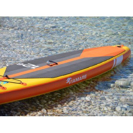 SUP-lauta Stand up Race 380, keltainen