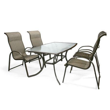 Pöytä MONTREAL 152,5x96,5xH71cm
