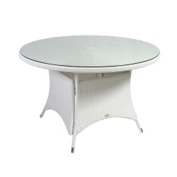 Pöytä WICKER 123,5 x 74,5