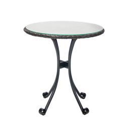 Pöytä WICKER 70 x 74cm