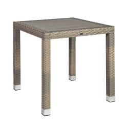 Pöytä LARACHE 80 x 80 x 75cm