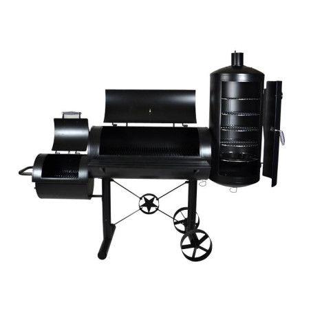 XXL BBQ Savustin grilli + suojapeite