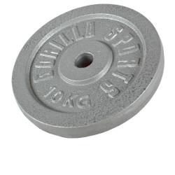 Valurautainen levypaino 10kg