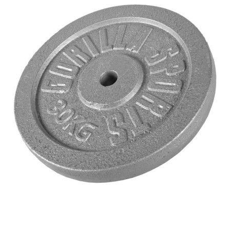 Valurautainen levypaino 30kg