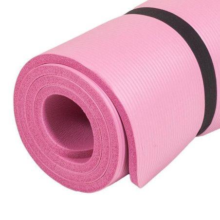 Jumppamatto 190x100x1,5cm Pinkki