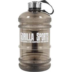 Juomapullo 2,2 litraa Musta