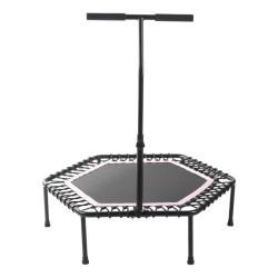 Fitness trampoliini pinkki