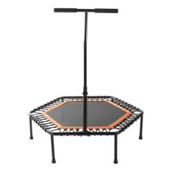 Fitness trampoliini oranssi