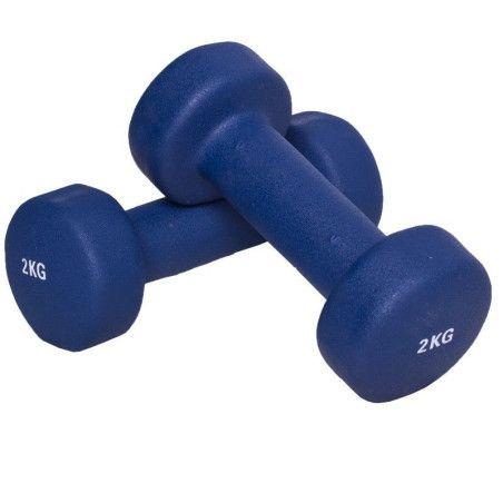 Aerobic käsipainot 0,5kg - 5kg
