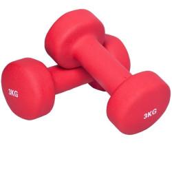 Aerobic käsipainot 0,5kg -...