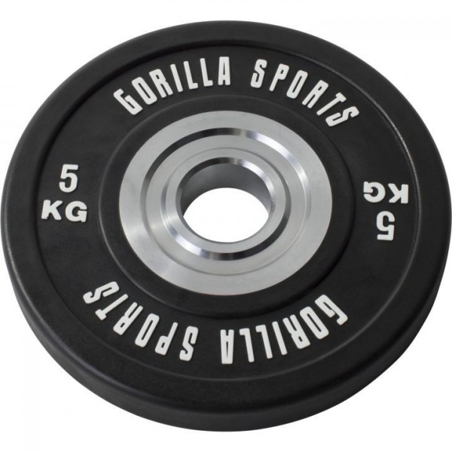 Bumper Plate levypaino PRO 5-25kg
