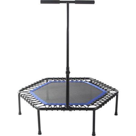 Fitness trampoliini sininen