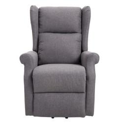 Nojatuoli (harmaa)