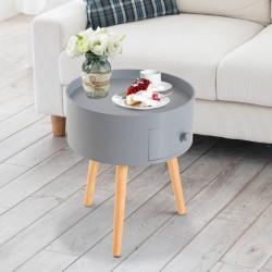 Sohvapöytä (harmaa)