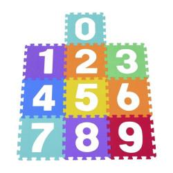 Numeropalapelimatto (10kpl)