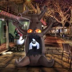 Puhallettava Halloween...