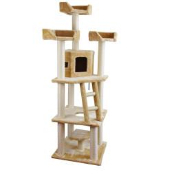 Kissan kiipeilypuu 185cm,...