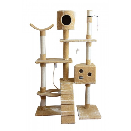 Kissan raapimispuu 185cm 2, useita värejä