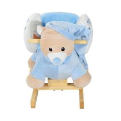 Vauvojen keinuhevonen (nalle)